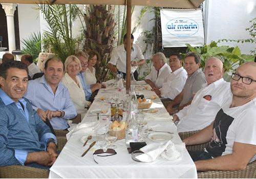 Au-restaurant-Achour-Hammamet
