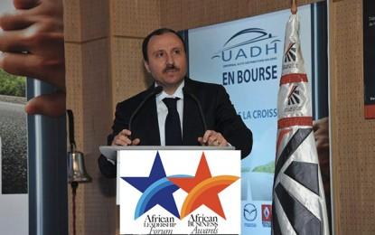 Bassem Loukil en lice pour le prix du chef d'entreprise de l'année en Afrique