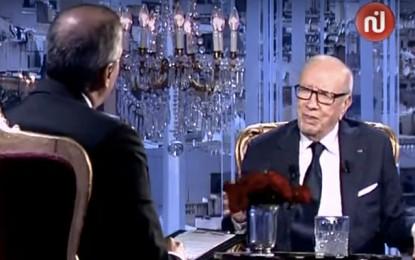 Caïd Essebsi : «Pas de place pour l'activisme politique dans les mosquées»