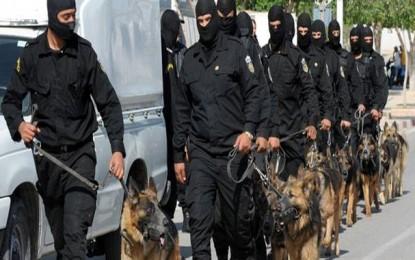 Menaces d'attaques terroristes derrière la fermeture de l'avenue Bourguiba