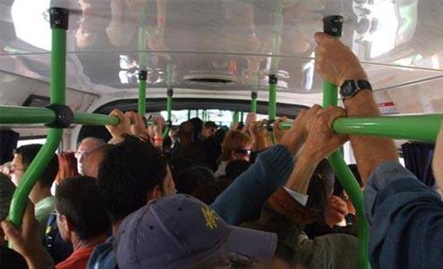 Bus-bonde