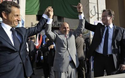 Libye : Cameron et Sarkozy, coupables mais pas punis