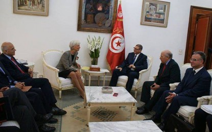 La Tunisie va demander au FMI un nouveau crédit stand-by en 2016
