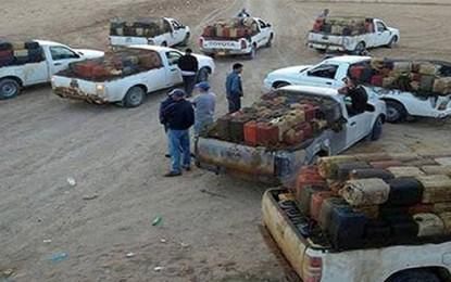 Contrebande de carburant : Total Tunisie reproche le laxisme des autorités