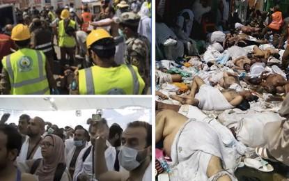 Bousculade à La Mecque : L'Iran accuse l'Arabie saoudite