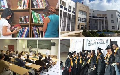 Enseignement supérieur : 10% des étudiants inscrits dans le privé