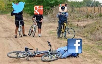Facebook : 3 bugs en 2 semaines font rire les adeptes de Twitter