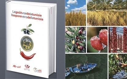 ''Le goût vrai de la Tunisie '' : Un livre naturellement généreux