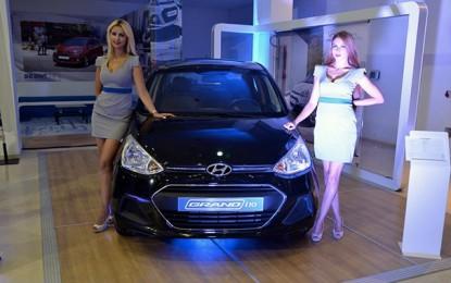 Auto : La Hyundai Grand i 10 Sedan commercialisée en Tunisie