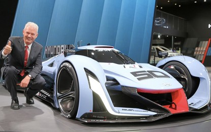Auto : Hyundai lance sa ''Division N'' au salon de Francfort