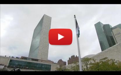 Le drapeau palestinien enfin hissé à l'ONU