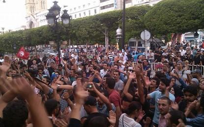 Réconciliation économique : La police disperse violemment des manifestants