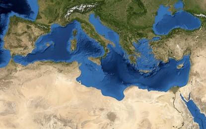 Saisie d'armes destinées à la Libye à bord d'un cargo venant de Turquie