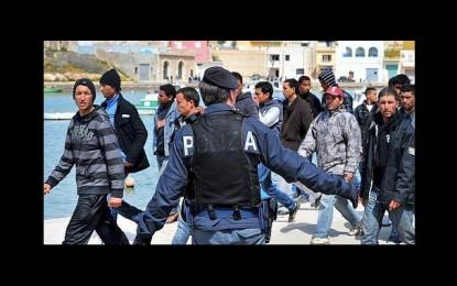 L'Italie condamnée à verser 10.000 euros à 3 Tunisiens