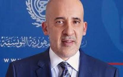 Moez Sinaoui, prochain ambassadeur de Tunisie à Rome