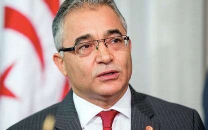 Mohsen Marzouk se présentera aux municipales