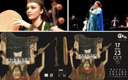 Musîqât : Les musiques du monde à Ennejma Ezzahra