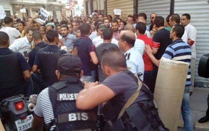 Assemblée: Rapport sur l'agression des manifestants
