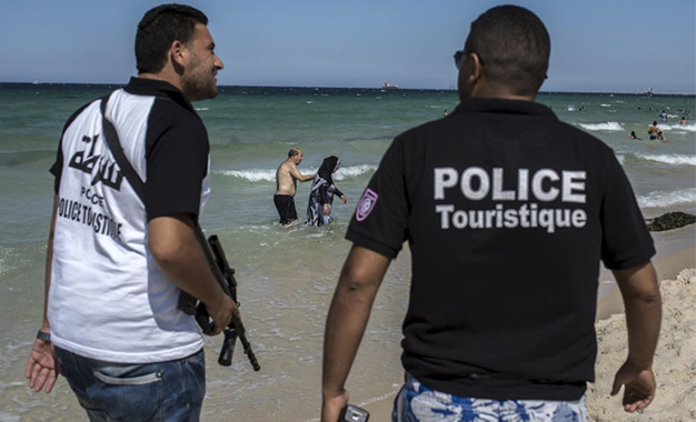 Police-touristique