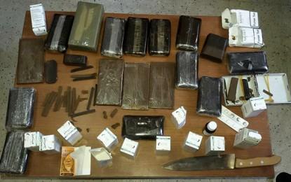 Djerba : Un dealer arrêté en possession de 4 kg de cannabis