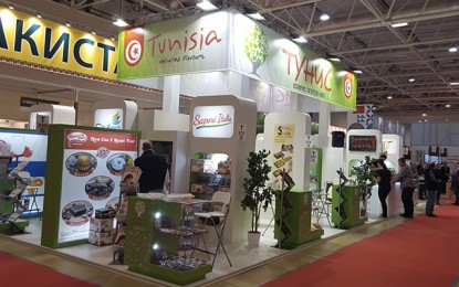 L'agroalimentaire tunisien au salon World Food Moscow 2015
