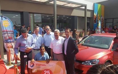 Total Tunisie décerne les prix de son jeu-concours «Tir Bel Farha»