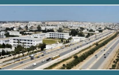 Tunis – Marsa : Bientôt 2 ponts pour piétons avec ascenseurs électriques