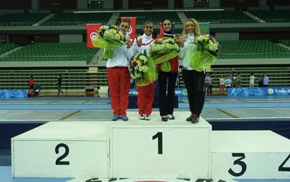 Jeux africains: Deux médailles d'or et 2 d'argent pour la Tunisie