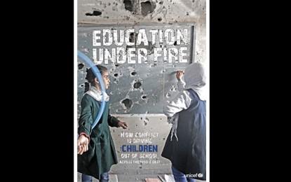 Moyen-Orient: Plus de 13 millions d'enfants privés de scolarité
