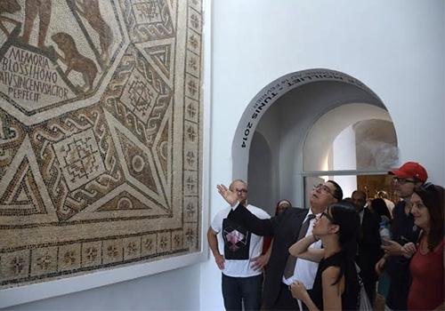 Visite-au-musee-du-Bardo