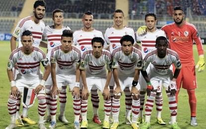 Coupe de la CAF: Les Etoilés face un Zamalek gonflé à bloc