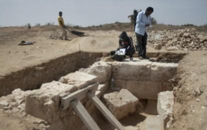 Nouvelles découvertes archéologiques au site de Zian à Zarzis