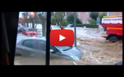 Quatre morts dans des inondations en Andalousie