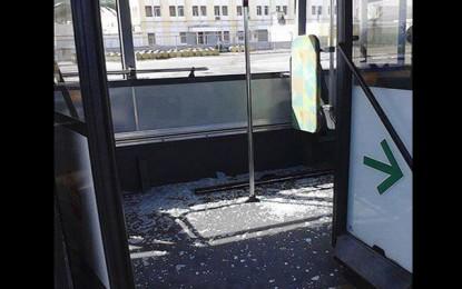 Transport : Des élèves saccagent des bus nouvellement importés de France