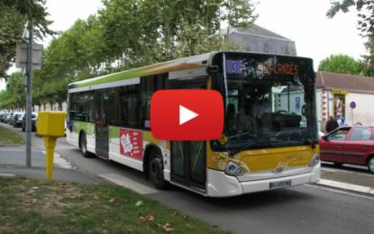 Visite à l'intérieur des nouveaux bus importés de France
