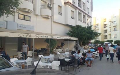 «Sayeb trottoir» : Le café Ranime à Riadh Andalous au-dessus de la loi