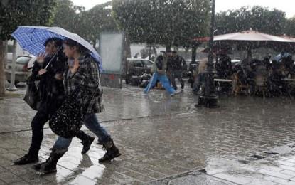 Météo : Pluies et vents forts dès cet après-midi