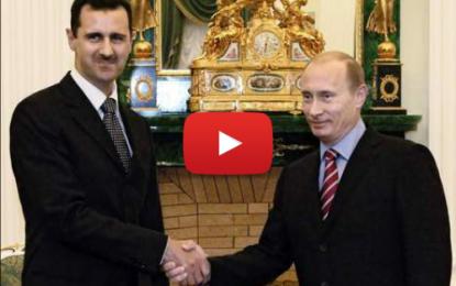 Frappes en Syrie: Le poids de la Russie pèse-t-il sur la décision française ?