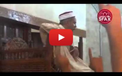 Encore une manifestation d'extrémisme à la grande mosquée de Sfax