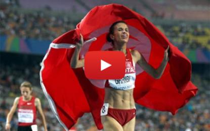 Habiba Ghirbi: «déterminée à hisser encore plus haut le drapeau tunisien»