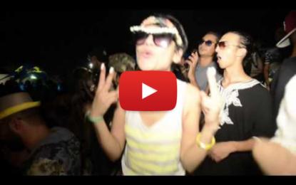 DJ Luciano au Festival «Music is Life… Life is Tunisia»