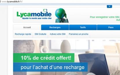 Télécoms : Lyca , nouvel opérateur mobile en Tunisie