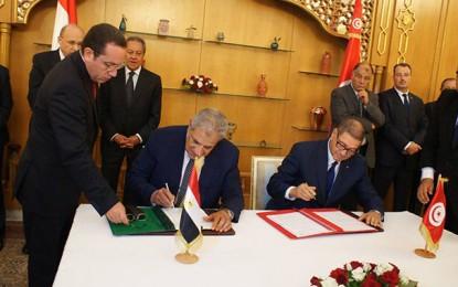 La Tunisie et l'Egypte discutent de la situation libyenne