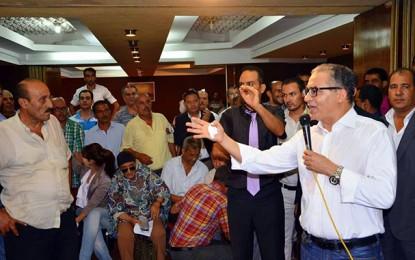 Nidaa Tounes : Qui veut la peau de Mohsen Marzouk ? (vidéo)
