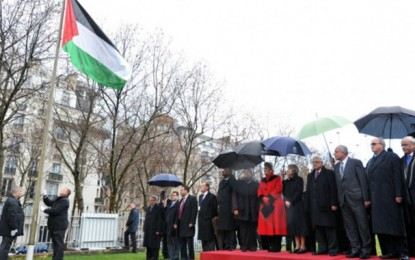 Le drapeau de la Palestine sera hissé à l'Onu