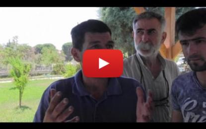 Le père de l'enfant syrien relate la noyade tragique de son fils