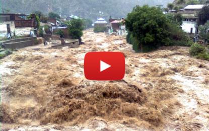 Un homme mort dans les inondations de Oued El Berk (Kasserine)