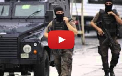 Turquie : 12 morts dans l'attaque d'un bus de la police