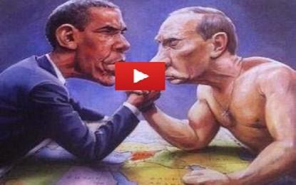 Syrie: Que cache le bras de fer Poutine Obama?