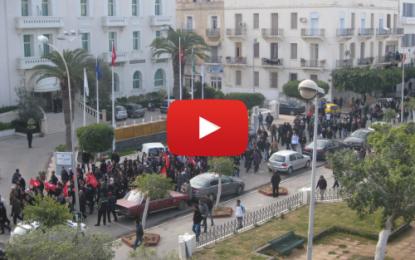 Sfax se mobilise contre le projet de réconciliation
